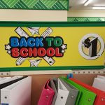"""今月の『Dollar Tree』(ダラーツリー)~ 2017年7月&8月 """"Back to School"""""""