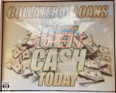 Get Cash Today Collateral Loans