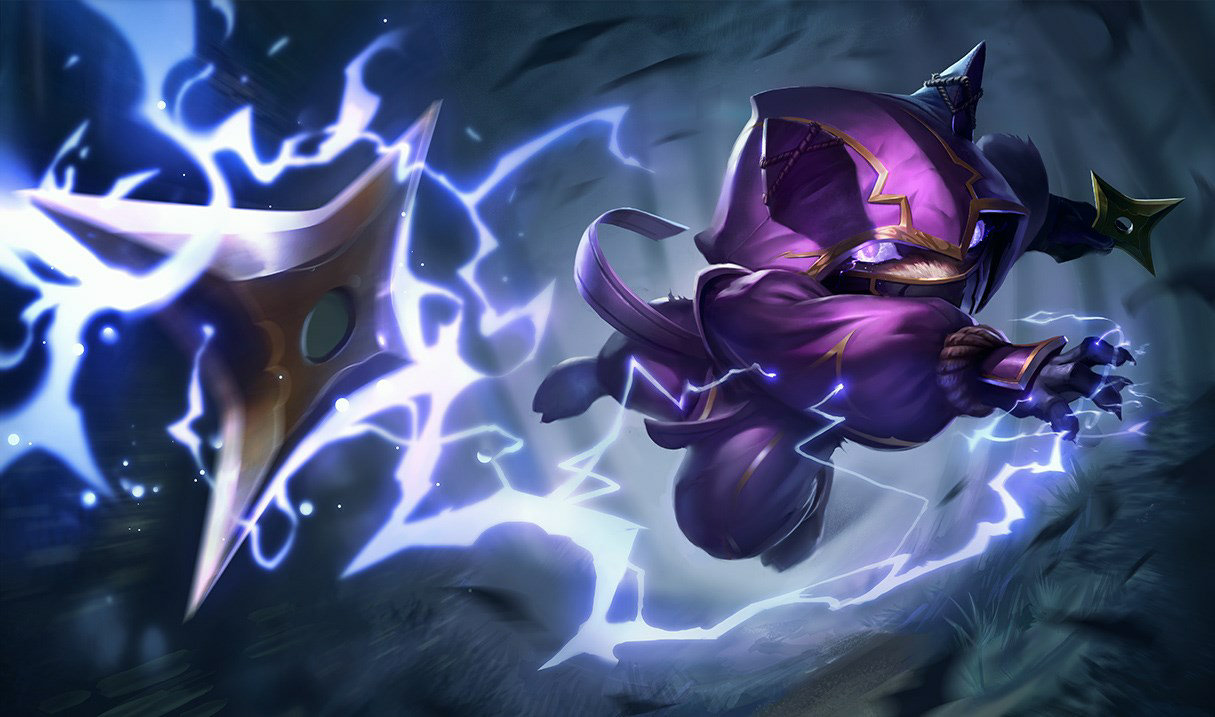 Kennen, the Heart of the Tempest - League of Legends