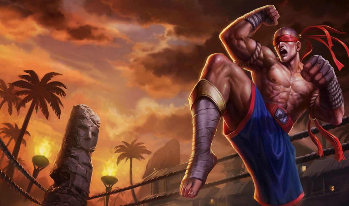 Gender Representation in League of Legends - Mattias Lehman