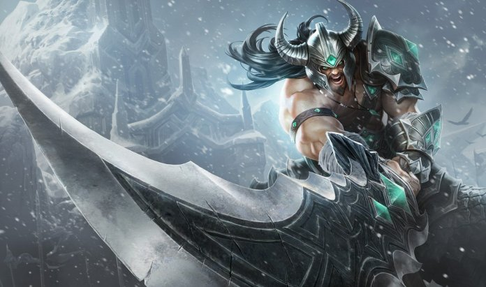 Result of image of tryndamere