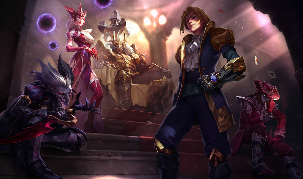 Twisted Fate League Of Legends