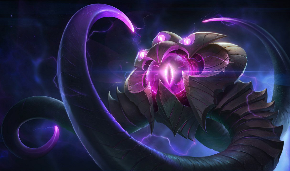 Vel'Koz, the Eye of the Void - League of Legends