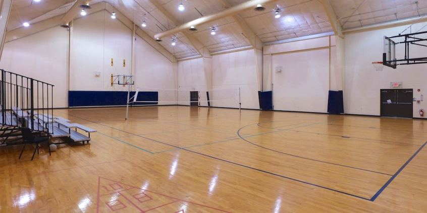 Photo of the Eagle Rock Activities Center