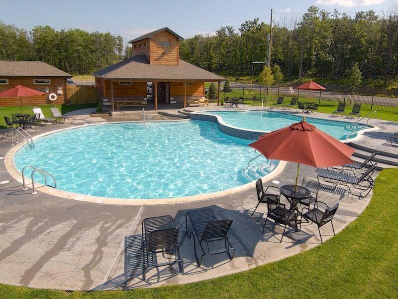 Photo of The Vistas Pool & Pool House
