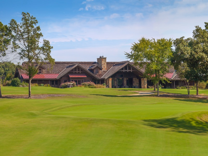 Image of the Clubhouse at Rock Creek