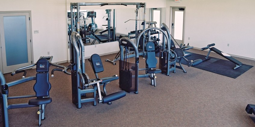 Photo of The Cliffs fitness center
