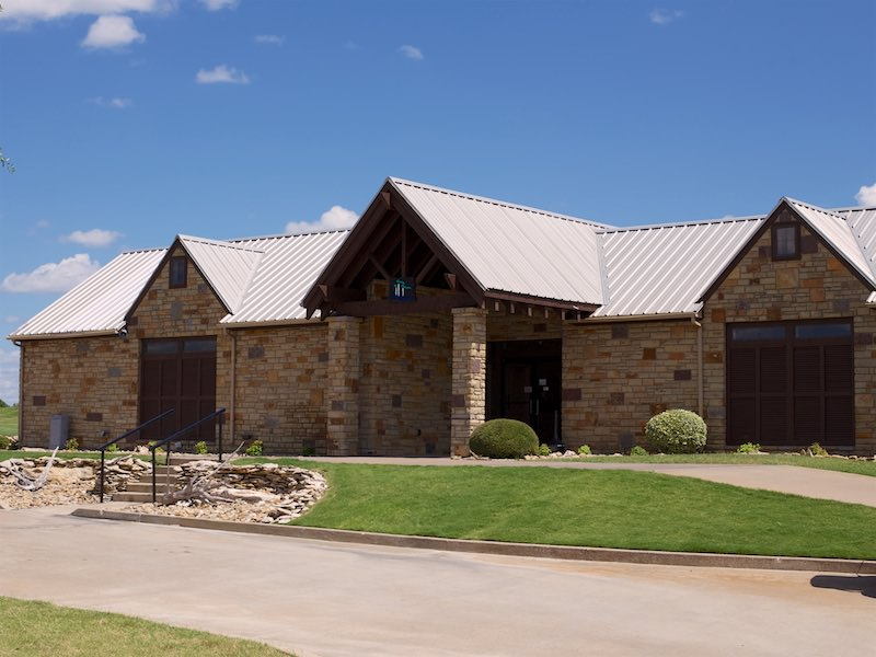 Photo of The Cliffs golf clubhouse