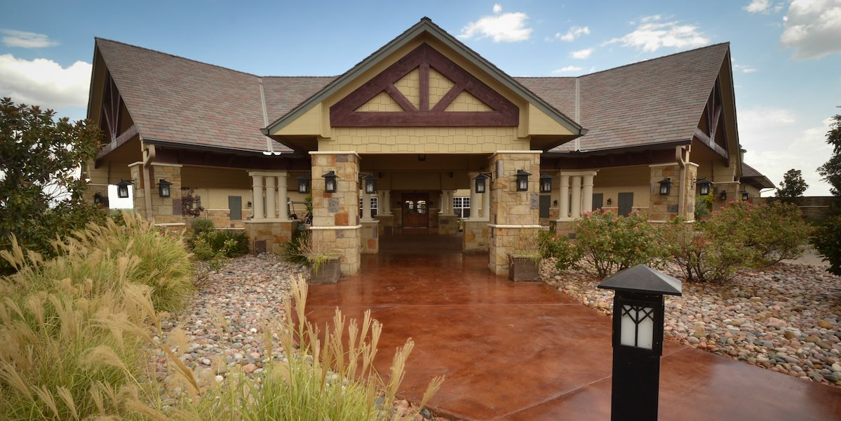 Photo of The Retreat Country Club clubhouse