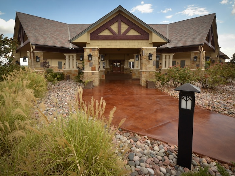 Image of the Clubhouse at The Retreat Country Club