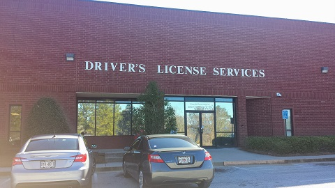 Conyers Location - GA Drivers License