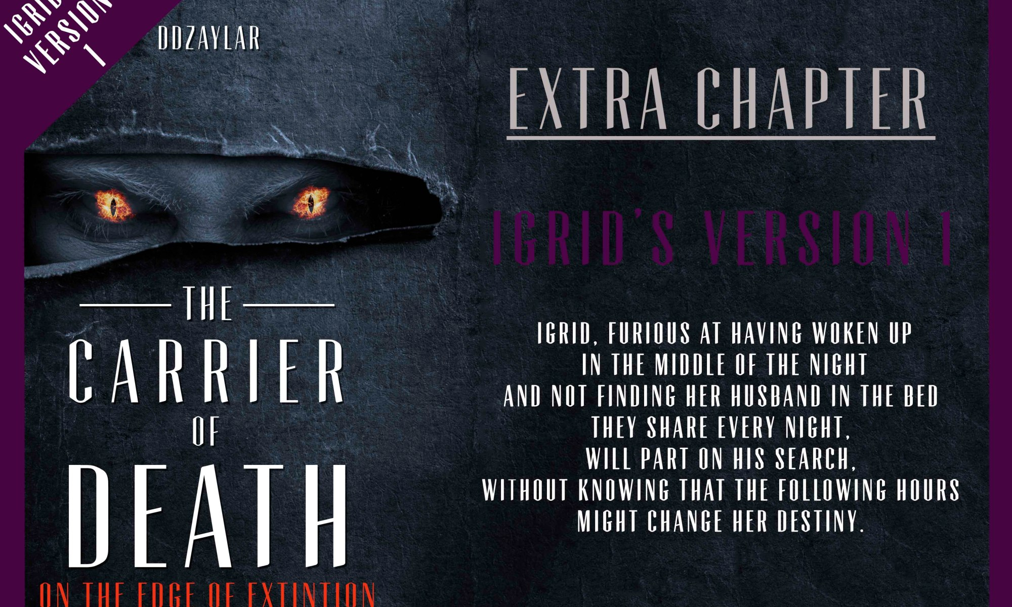synopsis extra chapter. Igrid's Version 1