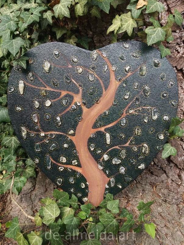 CITRINE LOVE TREE