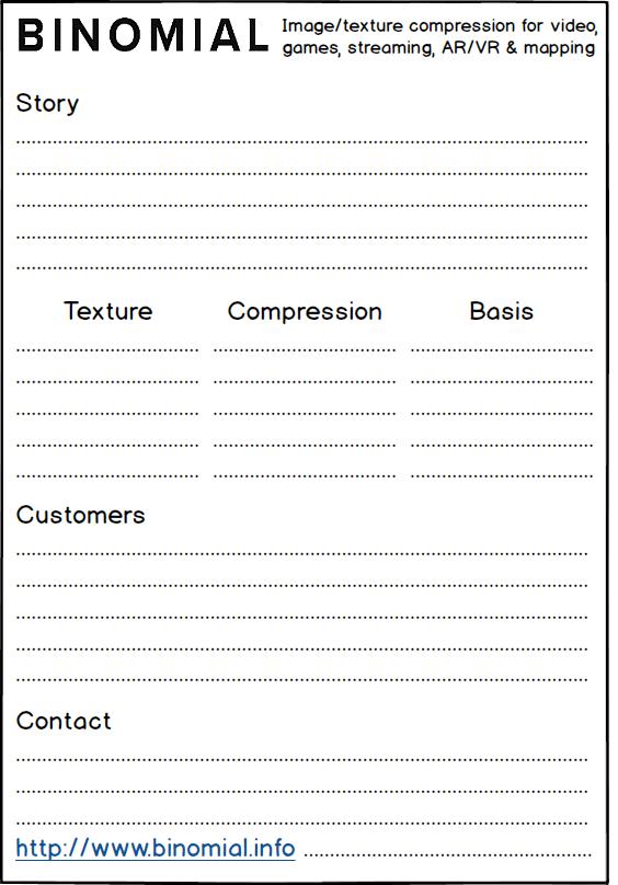 Prospectus-Binomial