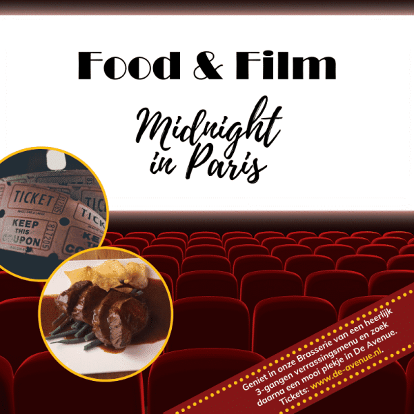 Food en Film in De Avenue