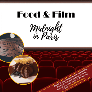 Food en Film in De Avenue
