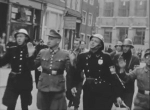 screenshot uit film van stadsarchief amsterdam, gemaakt door  A. Remmers en B. Jansen