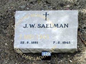 Saelman, ereveld Loenen-www