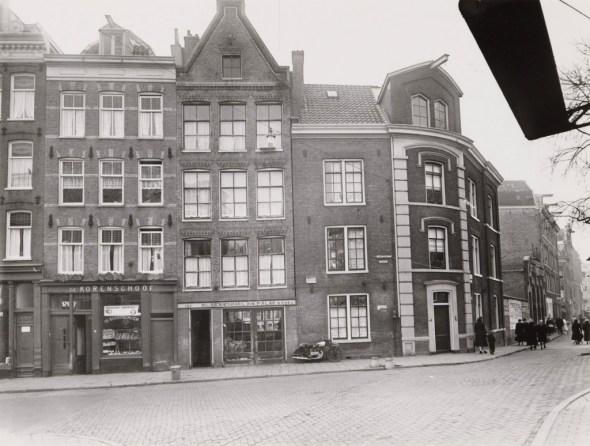 Willemsstraat 171, bakkerij de Korenschoof. Bron: Stadsarchief Amsterdam
