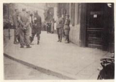 overgave vd Duitsers. in Amsterdam JPG