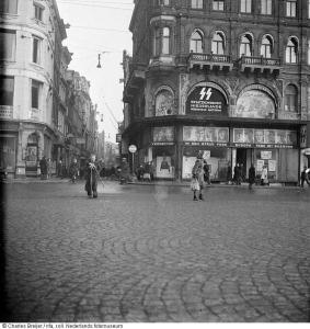 Foto Breijer 1944 SS kantoor