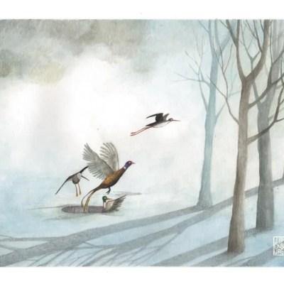 birds and trees janneke ipenburg