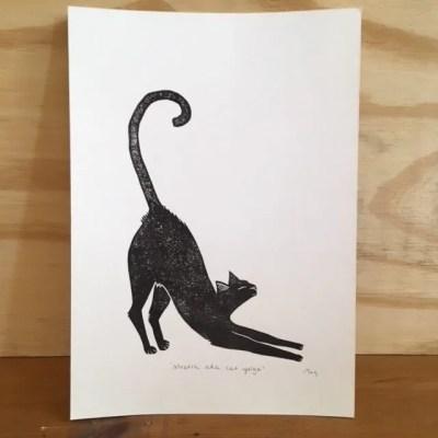 kat linosnede