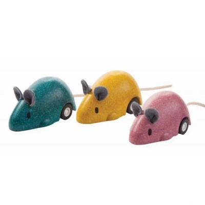 plan toys muis mouse