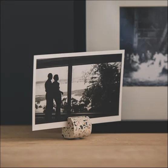 Fifty Fotohouders - 3 Stuks - Tulle Roze