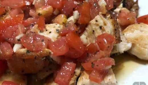 ケッカソースのグリルチキン〜簡単バーベキュー料理を食卓に。にんにくとトマトの酸味が旨味をアップさせる!