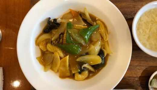 神楽坂の龍公亭でランチ。中華のお店でカレーライスってどんな味?実際に食べてみた!