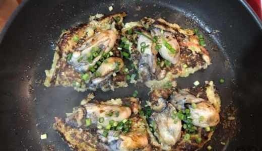 セカウマの新しい試み「セカウマ牡蠣おこ、伍」に参加!牡蠣のお好み焼きの可能性に圧倒