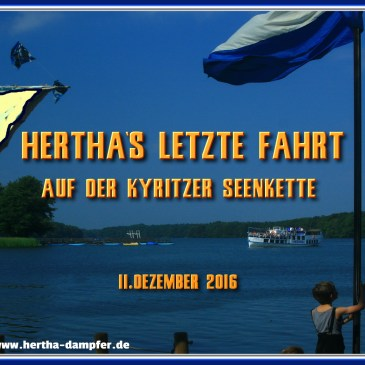 GOODBYE HERTHA