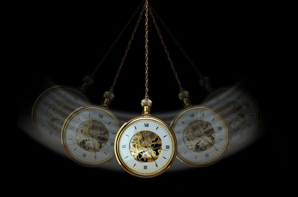 L'oscillation du pendule
