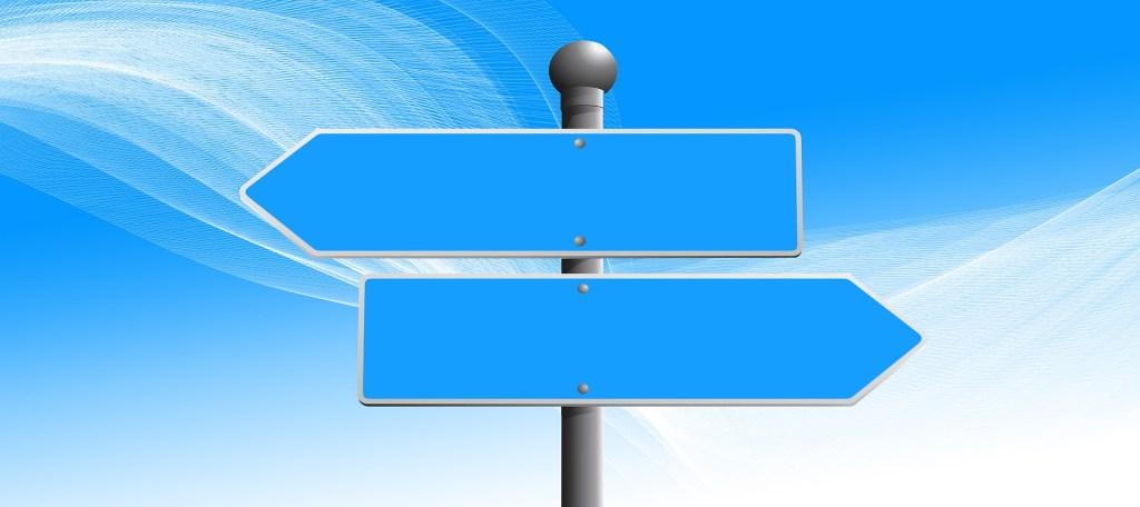 Dans quelle direction aller pour changer sa vie ?