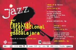 Primer Festival Internacional de Jazz Guadalajara
