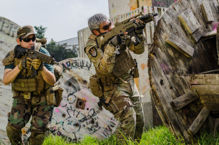 Videos de Airsoft en México