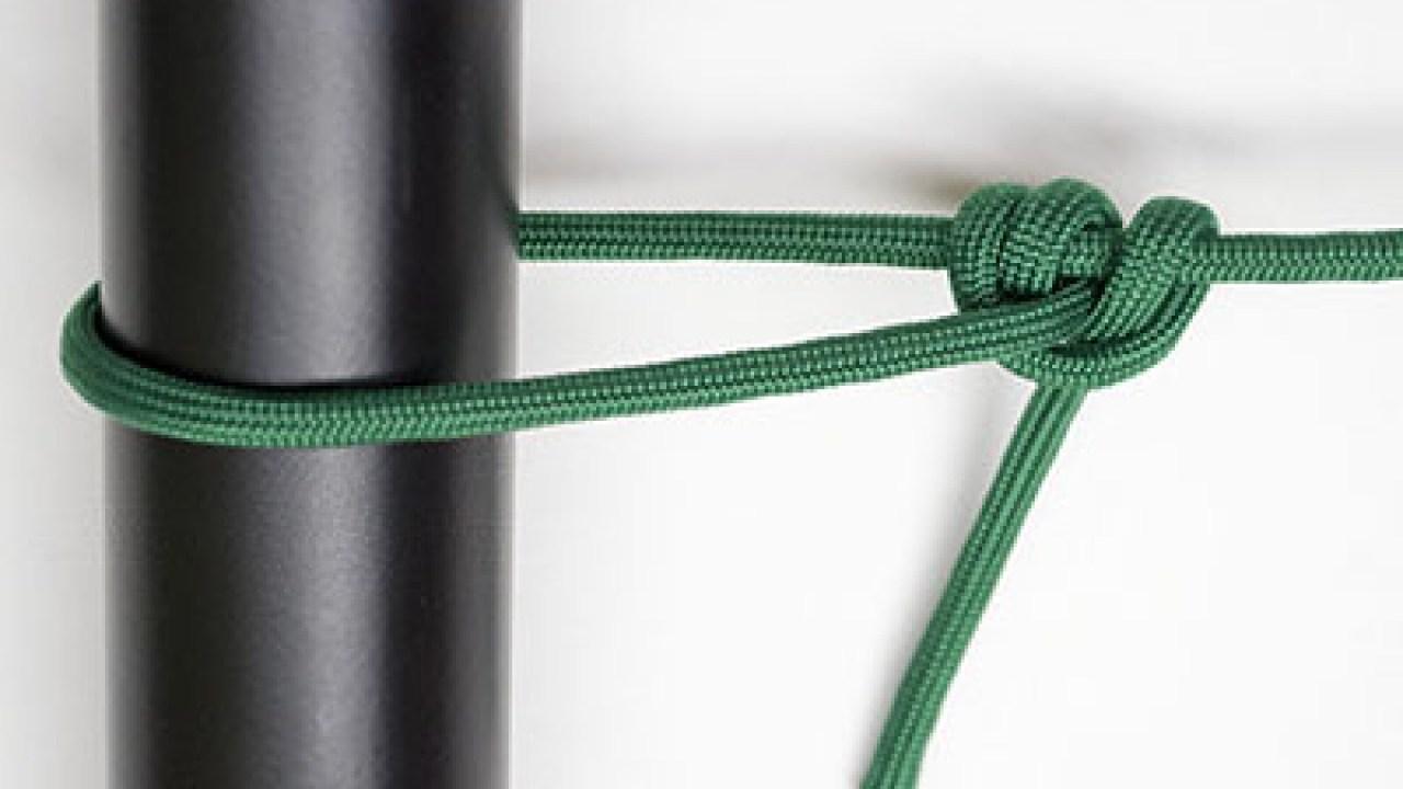 Nudos y amarres - Aprende el Taut line hitch - de Pata de Perro