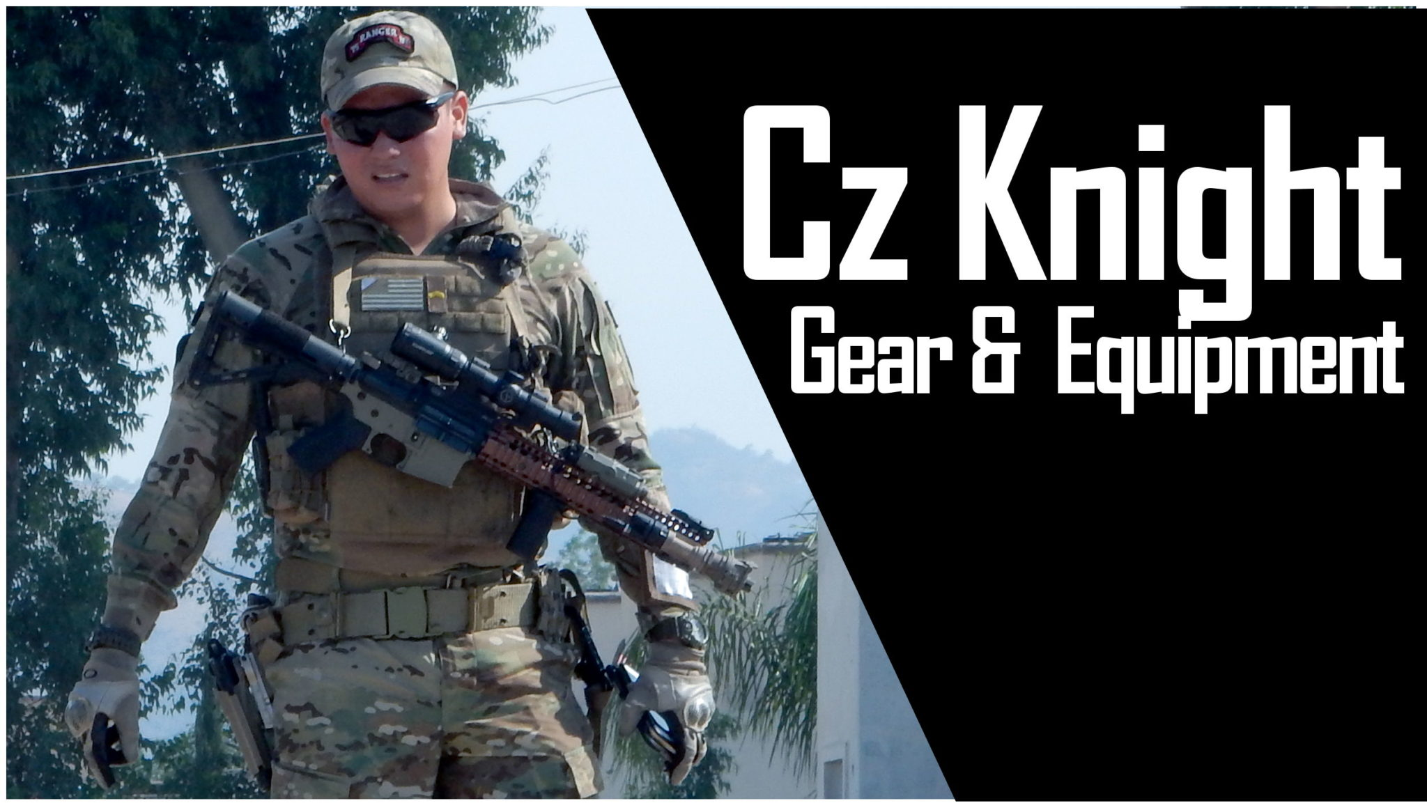 Cz Knight Gear and Equipment