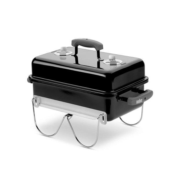 Carne asada con tu Weber Go-Anywhere Charcoal Grill