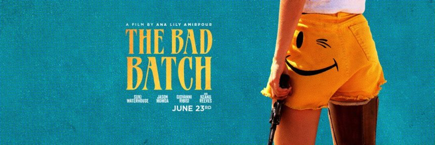 The Bad Batch – Una prisión salida de la mente de Joe Arpaio.