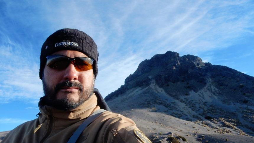 Acampar en el Parque Nacional Nevado de Colima