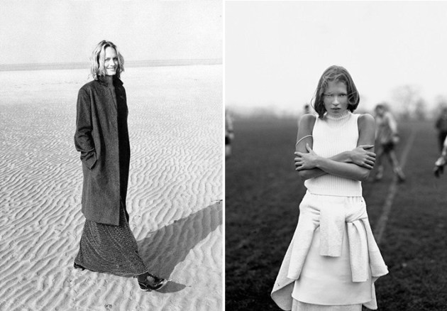 kate-moss-1993-for-vogue-uk-Amber-Valletta-by-Patrick-Demarchelier-in-Free-Spirit-editorial,-Harper's-Bazaar-US-October-1996-desmitten