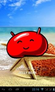 Gambar Android Jelly Bean versi 4.2.2