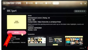 LG Install app