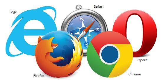 Macam-macam penjelajah internet atau browser