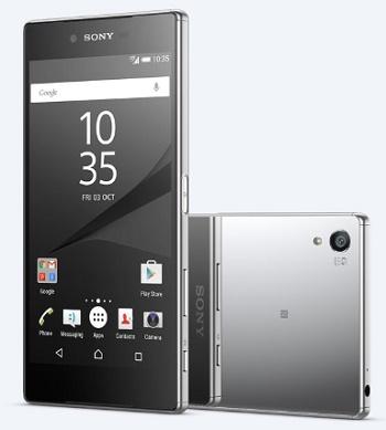 Xperia Z5 Premium - 4K smartphone