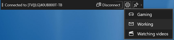 Win10_project_Notifications bar