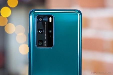 Quad camera Huawei P40 Pro
