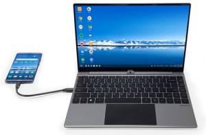 Koneksi USB Android - laptop